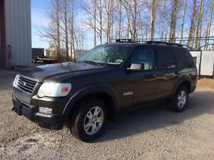 For Sale 2007 Ford Explorer XLT 4WD - Price Lowered