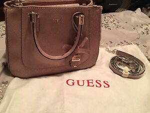 Genuine Guess Handbag & Wallet