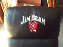 collectors jim beam leather recliner chair, rare Capel Capel Area Preview
