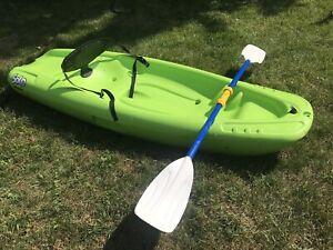 Pelican solo kayak for sale