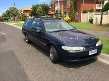 Ford Falcon Wagon with Dual Fuel and Rego Thornbury Darebin Area Preview
