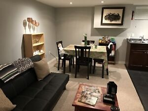 Basement Bachelor in Old South - Furnished All Inclusive