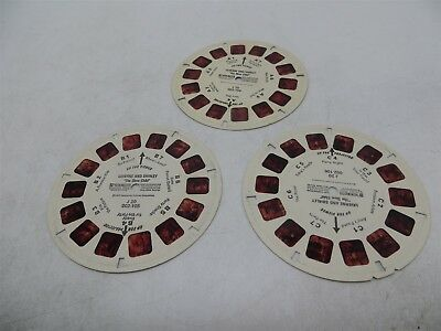 View-Master J20, Laverne and Shirley in The Slow Child, TV Show, 3 Reels Only