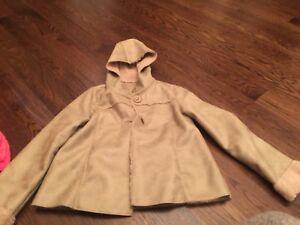 gap wool winter jacket