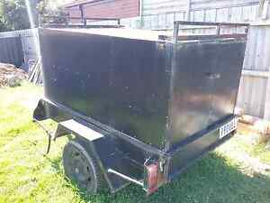 6x4 lockable box trailer Bairnsdale East Gippsland Preview