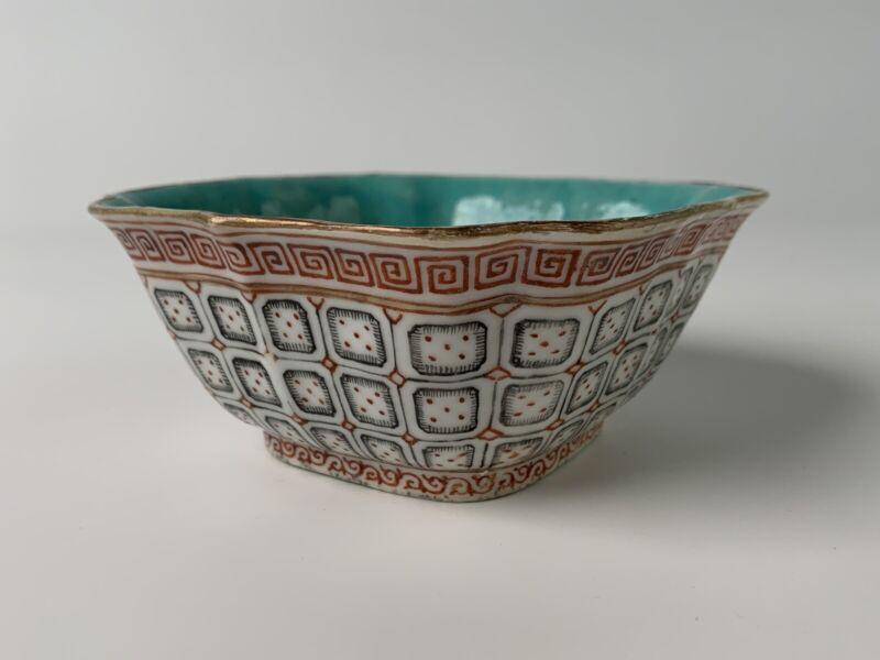 Chinese Ceramic Porcelain Bowl