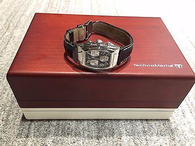 Technomarine TSC07 Lady's Watch Technosquare Chronograph Watch