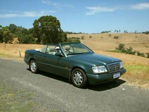 Investment Quality! Mercedes-Benz E220 Convertible