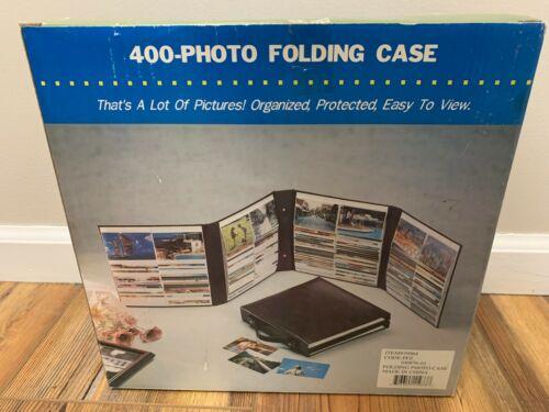 400 Photo Folding Case size 3x5 Photos new