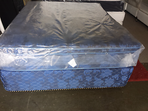 Queen bed set pillowtop mattress full set bargain Malaga Swan Area Preview