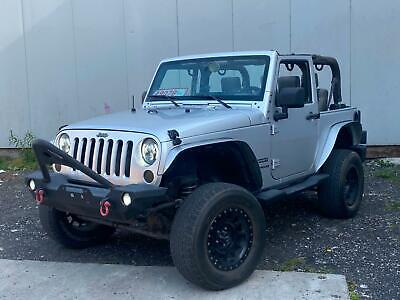 2007 JEEP WRANGLER LHD FRESH IMPORT MODIFIED MONSTER TRUCK