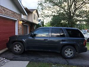 Certified & E-tested 2007 Chevrolet Trailblazer LS
