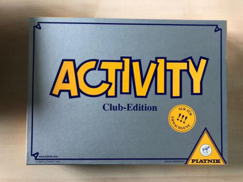 ACTIVITY Club Edition Spiel Party