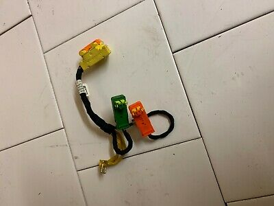 AUDI A3 AIR BAG WIRING LOOM 8PO9589R