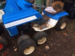Scrap Lawnmower Removal
