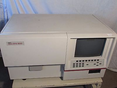 Used Abbott Cell Dyn 1600 Hematologyblood Analyzer