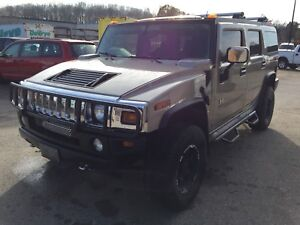 2004 hummer h2 low km's!!!