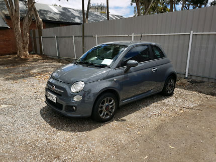 Fiat 500 sport 6 speed manual Morphett Vale Morphett Vale Area Preview
