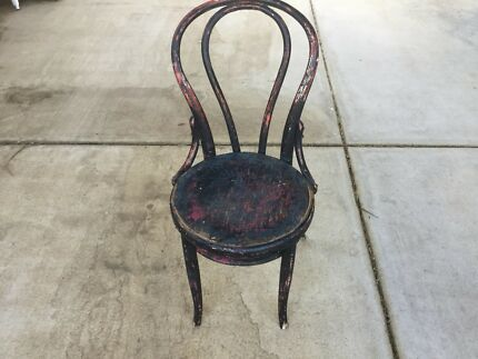 Antique bentwood chair & Pair of bentwood chairs for restoration | Other Antiques Art ...