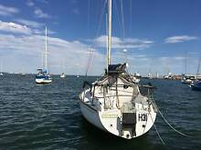 Tophat 25 yacht & mooring Williamstown Hobsons Bay Area Preview