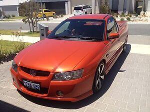 2006 Holden VZ SS Thunder ute Alkimos Wanneroo Area Preview