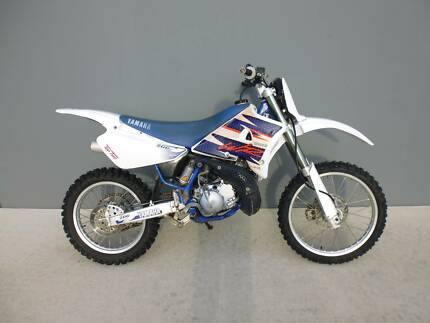 YAMAHA WR200R 1998 MODEL Warwick Southern Downs Preview