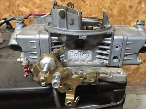 Holley 750 square bore