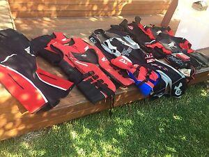 Jets Ski Wet Suits, Jacket & Life Jackets Dingley Village Kingston Area Preview