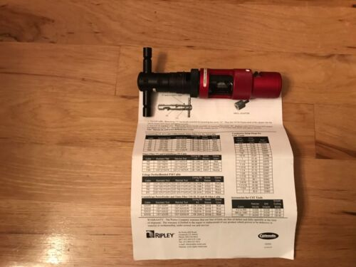 Ripley Cablematic QCST-500T Coring Tool