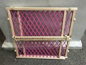 New Pet Baby Gate Pink