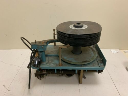 Seeburg 1000 Background Music mechanism Type BMM1 with Records