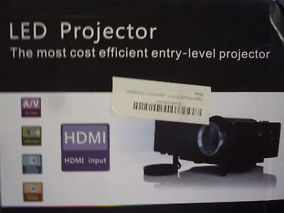 Vigrand LED projector