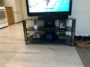 Tv stands and end tables.