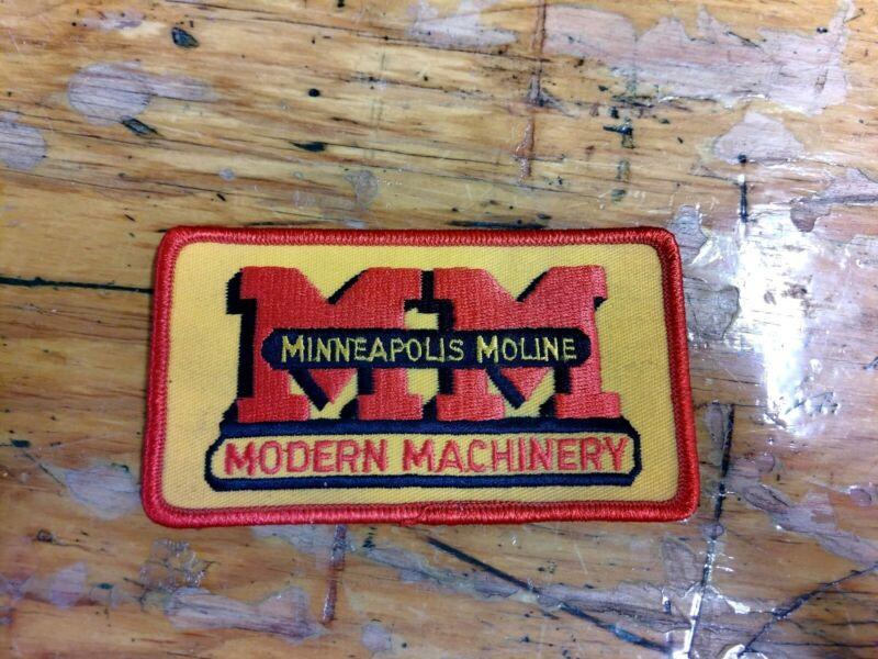 Minneapolis moline Patch