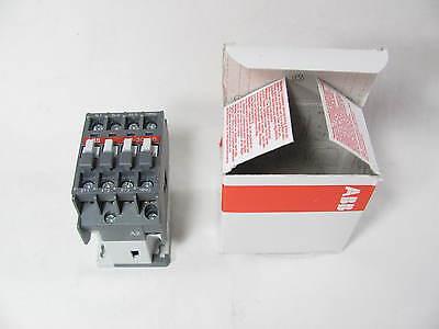 ABB, Contactor,  A9-30-10-84, Motor Control, 110-120 Volt, New in Box, NIB