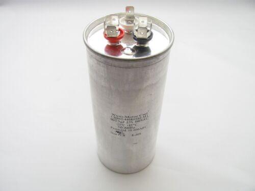 CBB65-440R0580-M1 80+5 uF 370 440 V Round Motor Dual Run Capacitor FAST SHIP!!