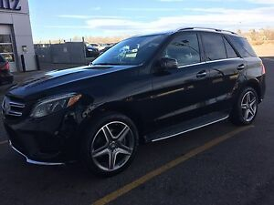 Mercedes Benz GLE 350d