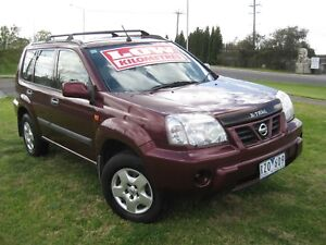 NISSAN X-TRAIL ST 4X4 MANUAL LOW K'S 12 MONTHS WARRANTY Thomastown Whittlesea Area Preview