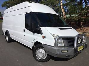 2011 Ford VM Transit T460 140 LWB High Roof Van 4 Door Inverell Inverell Area Preview