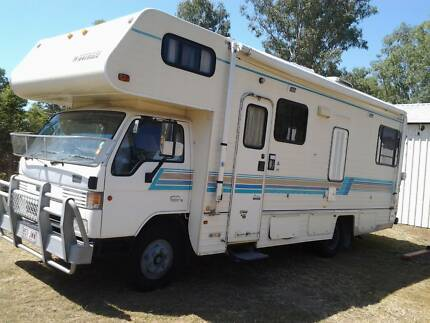 campervans and motorhomes Lockyer Waters Lockyer Valley Preview