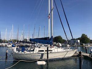 C&C 32 Sailboat