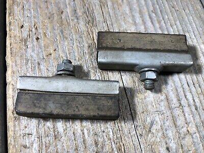 Mountain Mtb Brake Pads Brake Block 4 Pcs Ritchey Logic 2 Pair Washer /& Nuts