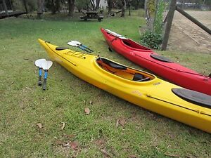 SEA KAYAKS. 2 x Gecko Australis Thirlmere Wollondilly Area Preview