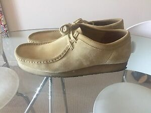 Clarks Wallabees UK10 US11 Petersham Marrickville Area Preview