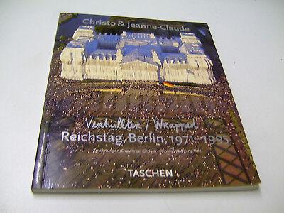 Verhüllter / Wrapped REICHSTAG - CHRISTO &  JEANNE CLAUDE
