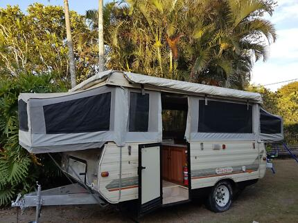 Original Off Road Camper MUST SELL Price Dropped  Camper Trailers  Gumtree