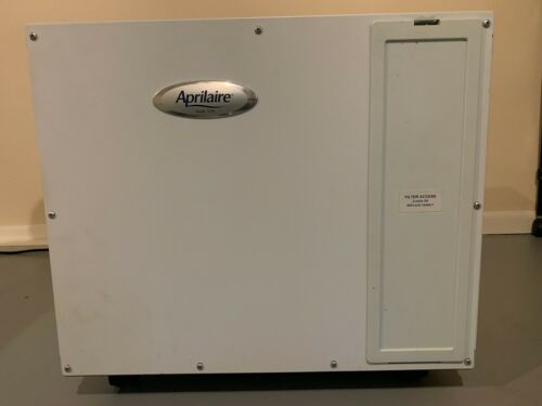 Aprilaire Dehumidifier Model 1710A - Working - Good Condition