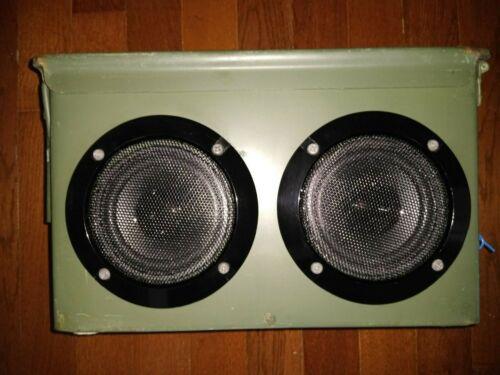 Bluetooth Speaker U.S. issue Ammo Can