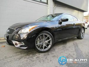 2012 Infiniti G37X Sport Coupe! MINT! Easy Approvals!