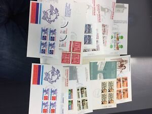Canadian 1976 olympics mint stamp collection